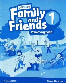Family and Friends 1 - Workbook