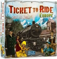 Blackfire Ticket to Ride - Europe - cena, srovnání