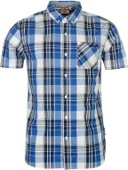 Lee Cooper Short Sleeve Check