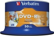 Verbatim 43533 DVD-R 4.7GB 50ks
