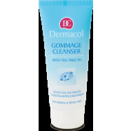 Dermacol Gommage Cleanser with Tea Tree Oil 100ml