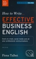 How to Write Effective Business English - cena, srovnání