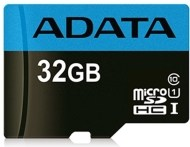 A-Data Micro SDHC Premier UHS-I Class 10 32GB