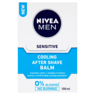 Nivea Men Sensitive Cooling After Shave Balm 100ml