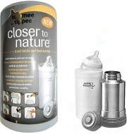 Tommee Tippee Close to Nature Travel Bottle & Food Warmer - cena, srovnání