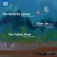 Jie Chen - The Butterfly Lovers & The Yellow River