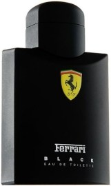 Ferrari Black 125ml