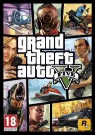 Grand Theft Auto V + Great White Shark Card