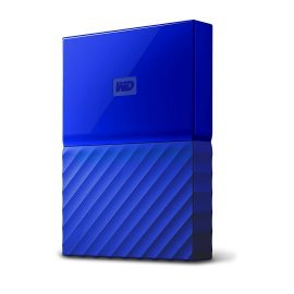 Western Digital My Passport WDBYFT0040BBL 4TB