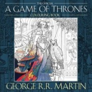 Game Of Thrones Colouring Book - cena, srovnání