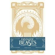 Fantastic Beasts And Where To Find Them - Macusa Journal - cena, srovnání