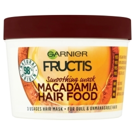 Garnier  Fructis Macadamia Hair Food  390ml