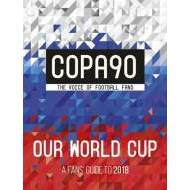 Copa90: Our World Cup: A Fans Guide to 2018 - cena, srovnání