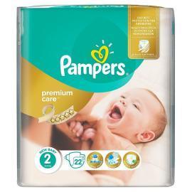 Pampers Premium Care 2 22ks