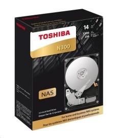 Toshiba N300 HDWG21EEZSTA 14TB