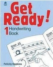 Get Ready! 1- Handwriting Book