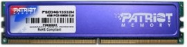 Patriot PSD34G13332H 4GB DDR3 1333MHz CL9